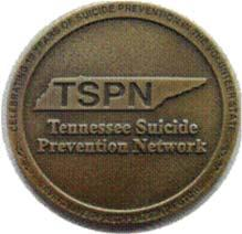 TSPN Statewide Leadership TSPN Advisory Council The council coordinates implementation of the Tennessee Suicide Prevention Strategy and guides the regional networks and task forces in raising