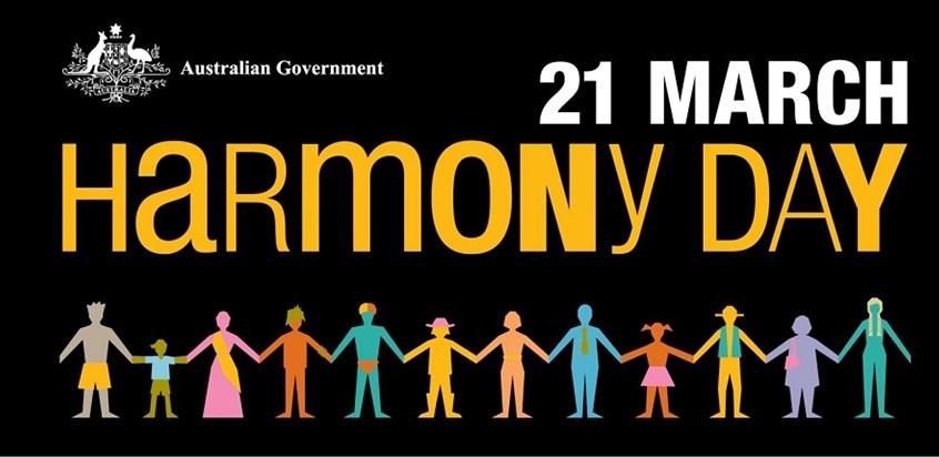 Harmony Day is held every year on 21 March to coincide with the United Nations International Day for the Elimination of Racial