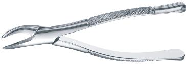 53L (For Upper Left Molars) DENTAL EXTRACTION INSTRUMENTS American Pattern Tooth Extraction Forcep Fig.