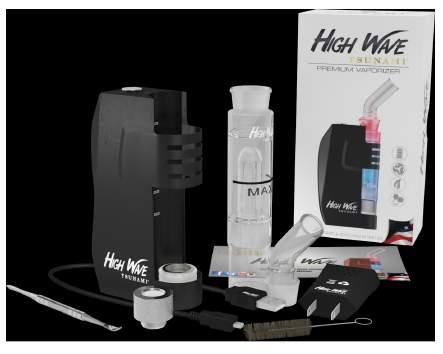 this is a multi-functional and high integrated vaporizer which use the newst glass filtered technology to filter and