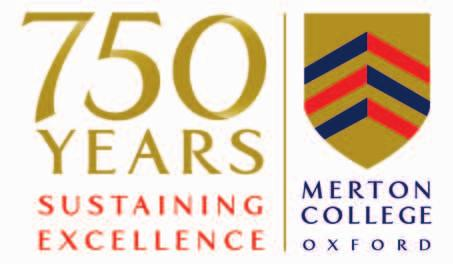 DEVELOPMENT NEWS But the focus this year has not only been on planning the 750th Anniversary!