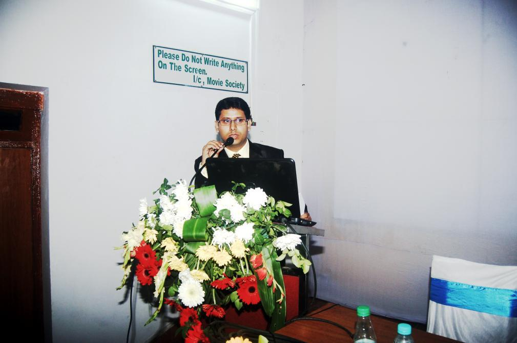 IFCC Activities APFCB News 2012 The second session was chaired by Dr. D. M. Vasudevan, Dr. Neelima Singh, Dr. Praveen Sharma, past and current ACBI presidents. Dr. Hariom Sharma (Head of Biochemistry & Lab.