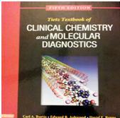 Book Review APFCB News 2012 Tietz Textbook of Clinical Chemistry and Molecular Diagnosis Authors: Carl A Burtis, Edward R Ashwood and David E Bruns (eds). 5th edition 2012. Published by Elsevier, USA.