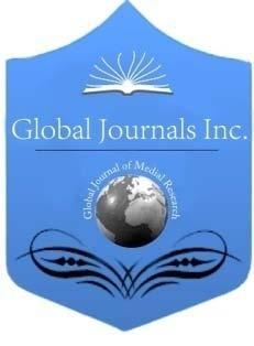 : K Interdisciplinary Volume 15 Issue 1 Version 1.0 Year 2015 Type: Double Blind Peer Reviewed International Research Journal Publisher: Global Journals Inc.