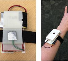 relevant circadian biology data and the device needed to be easily modified to test each one.