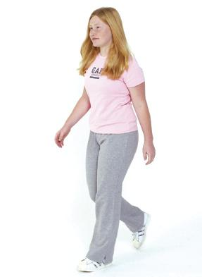 Self-Assessment Walking Test Many of the self-assessments you perform in this course require very intense physical activity.