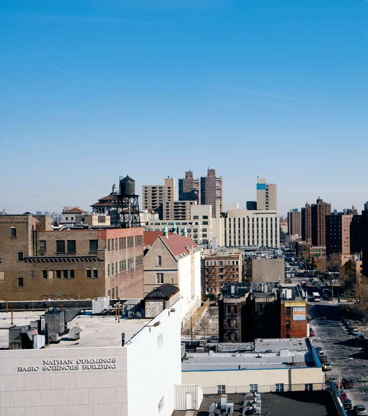 The East Harlem community served by Mount Sinai has one of the highest diabetes rates in the country.