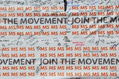 MAKE YOUR MARK ON MS Walk MS On-Site Event Benefits & Chapter Benefits KIDS ZONE Walk MS and Bike MS - $1,750 (includes up to $500 in expense related costs) Company will bring volunteers to man this