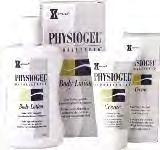 formulations for daily cleansing care Physiogel Shower-Cream Physiogel