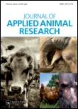 Journal of Applied Animal Research ISSN: 0971-2119 (Print) 0974-1844