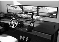 Methods Driving simulator desktop Performance-Based Visual Field Testing in Drivers