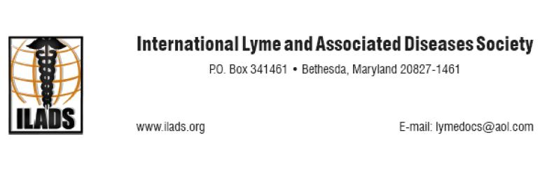 February 10, 2011 Greetings Colleagues, We are pleased to announce the 2 nd International Lyme & Associated Diseases Society (ILADS) Educational Meeting Europe to be held in Augsburg, Germany May