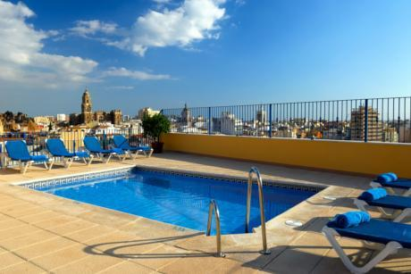We have pre-booked a few rooms at: Salles Hotels Malaga Centro www.salleshotels.com, the conference venue.