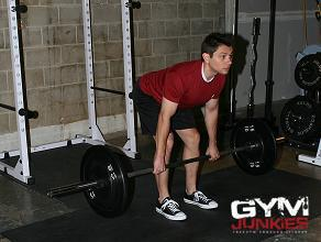 Barbell Bent-Over