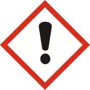 GHS Classification: Physical Health Environmental Flammable Liquid Category 3 Eye Irritant Category 2A Not Classified Label Elements: Warning!