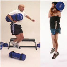 Powerbag Fundamentals General Powerbag exercises may be dynamic, static, or a combination of both.