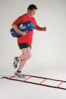 Bag Carrying Positions:- Shoulders Above Head Lateral Bear Hug Above Head Linear Curl Grip Under One Arm Out in Front Rotating Skipping Bag on shoulders Walk / Run Series -High Knee Run o Bag out in