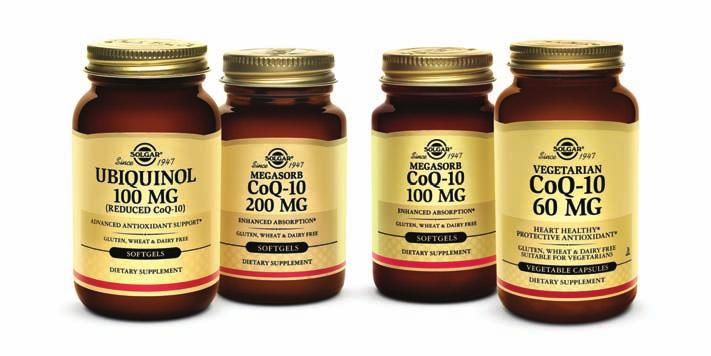 CoQ-10 and Antioxidant Support* Free radicals, or oxidants, damage cells and contribute to the aging process. Antioxidants protect against much of this damage.