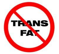 Avoid Trans Fats Excessive consumption can lead to cardiovascular disease Recommend 1% of total calories (~2 g or less) Sources: margarine and vegetable shortening and products