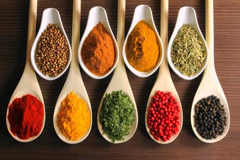 Load Up on Herbs and Spices Some herbs and spices contain cancer