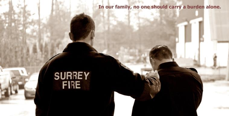 Staying Emotionally Healthy in the Fire Service: What You and Your