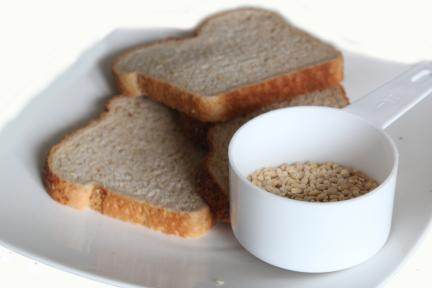 1) Eat Wholegrain Foods Wholegrain foods are good for a number of reasons. They are less refined. This means there are more natural vitamins and minerals present in the food.