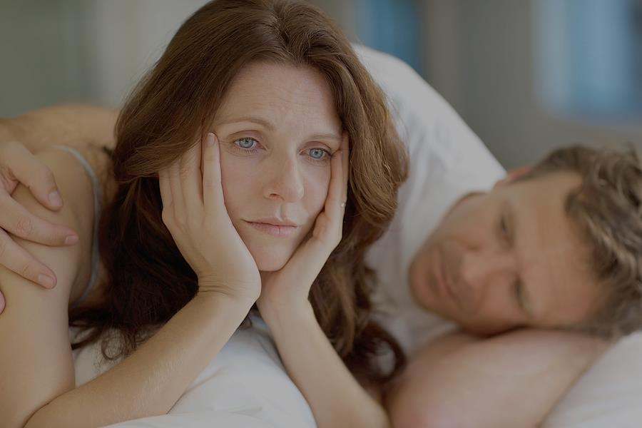 HRT for Management of Menopausal Symptoms Sexual Function Sexual desire & Libido is improved by systemic estrogen