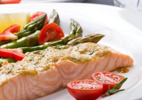 But these fats are healthy for you because they lower your bad cholesterol and increase levels of your good cholesterol.