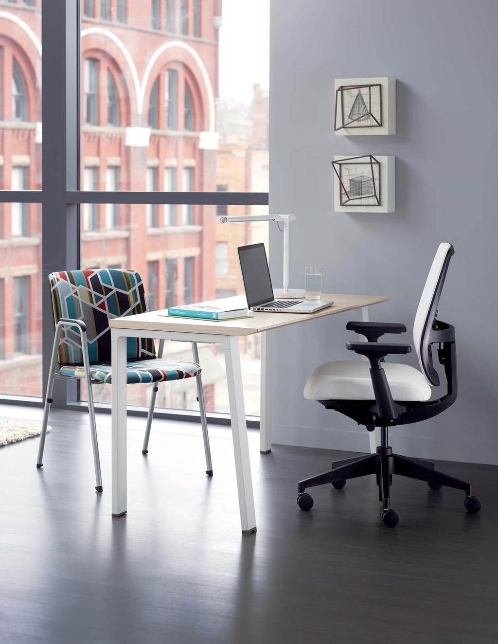 Bring Your Work To Life Lively Task and Side seating bring advanced