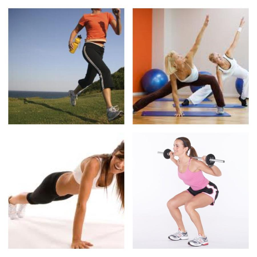 HEALTH RELATED FITNESS If you want to develop general fitness to enjoy a healthy lifestyle, you need to develop