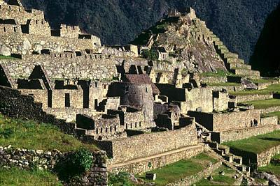 Lost City of the Incas by Hiram
