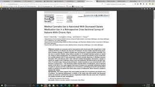 Chronic and severe pain From: Cannabinoids for Medical Use: A Systematic Review and Meta-analysis 28 studies, n=2454 13 nabiximols, 4 smoked THC, 5 nabilone, 3 THC oromucosal spray, 2 dronabinol, 1