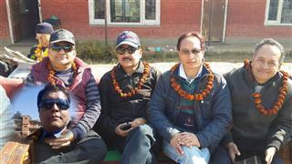 Gopal Chowk. He requested approval of sponsor for 3 RYLA participants for Rs. 9,000.