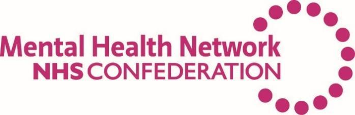 Mental Health Network Annual conference & exhibition 2018 15 March, The King s Fund, 11 Cavendish Square Partnership, commercial and exhibition opportunities The Mental Health Network annual