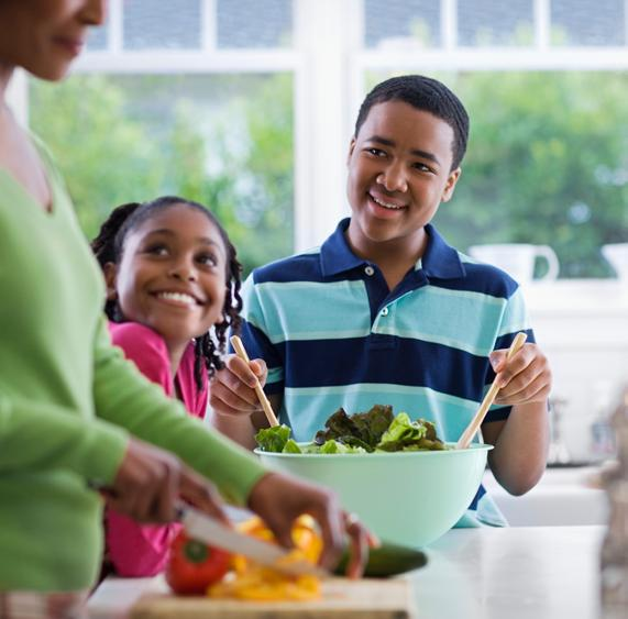 Check out the 5 Guidelines that encourage healthy eating patterns: 5 Support healthy