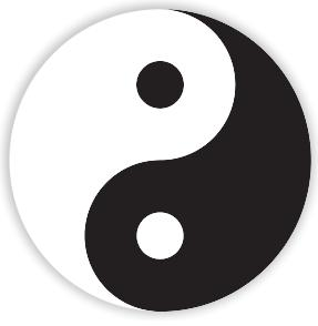 22 Principles of chinese medicine Yin and yang are: 1. opposite to each other (as we described above) 2. dependent on each other 3. able to absorb or consume each other 4.