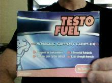 My Top Testosterone Booster - Testofuel Next, Testofuel is the second supplement that I would recommend you consider using as you go about this workout protocol.