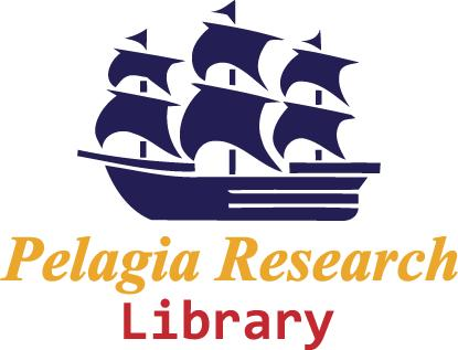 Available online at www.pelagiaresearchlibrary.