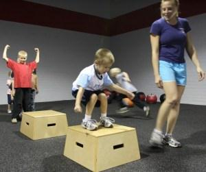 BOX Jumps (76 to 81 cm) being the norm