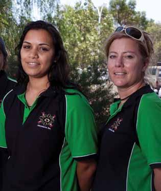 Background Of the 28,000 people living in Alice Springs, about 7,000 identify as Aboriginal and Torres Strait Islander.