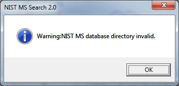 Step 4:Using NIST search for library validation 1. Extract the LipidBlast-Full.