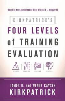 Kirkpatrick silver level certification Nearing the final destination - Maximizing
