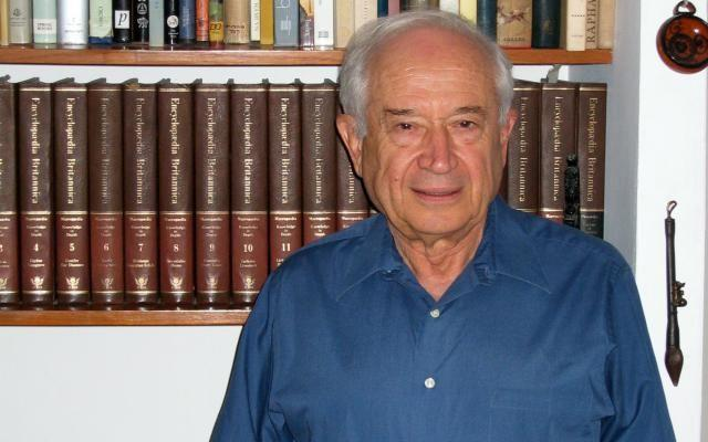Dr. Raphael Mechoulam Grandfather of Cannabis 1964, discovered THC as the psychoactive component of the