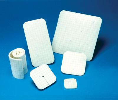 Foam Dressings Available as a filler or a cover dressing Available with or without adhesive Absorbs