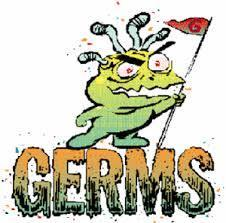 Germs Infectious disease can be caused by agents called germs.