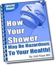 Special Report: How Your Shower May Be Hazardous To