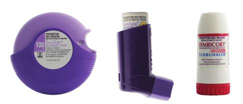 Helpful to know The key to keeping well with asthma If you would