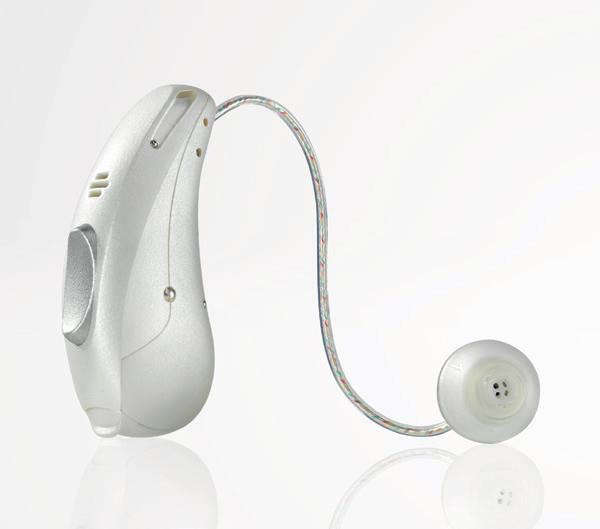The price of hearing aids is dependent on the type and number of features they have, not the severity of your