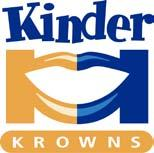 SPONSORS BSPD07 SPONSORS & EXHIBITORS PLATINUM SPONSORS Kinder Krowns is a leading manufacturer of esthetic pediatric crown, offering both Pre-veneered and All-Ceramic Zirconia Pediatric Crowns.