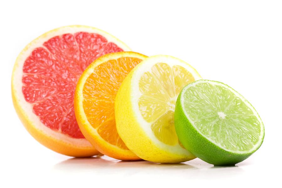 VITAMIN C Found in many citrus fruits such as grapefruit and oranges.